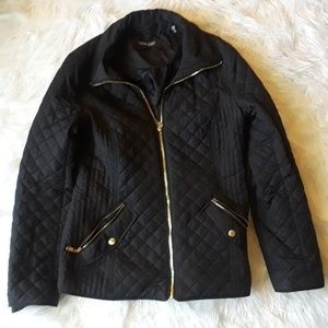 Quilted Fall Jacket